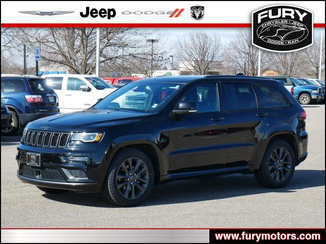 2018 Jeep Grand Cherokee High Altitude Oak Park Heights MN