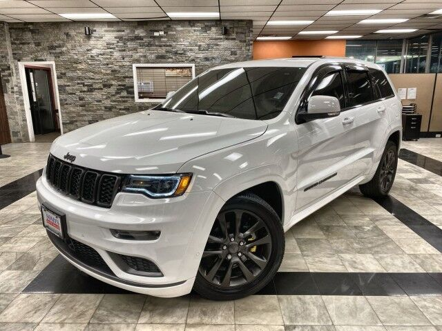 2018 Jeep Grand Cherokee High Altitude Worcester MA