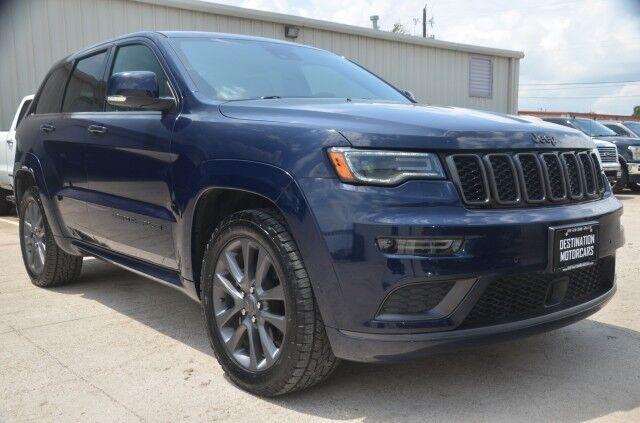 2018 Jeep Grand Cherokee High Altitude Wylie TX