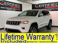 Jeep Grand Cherokee LIMITED 4WD HEATED LEATHER SEATS REAR CAMERA REAR PARKING AID BL 2018