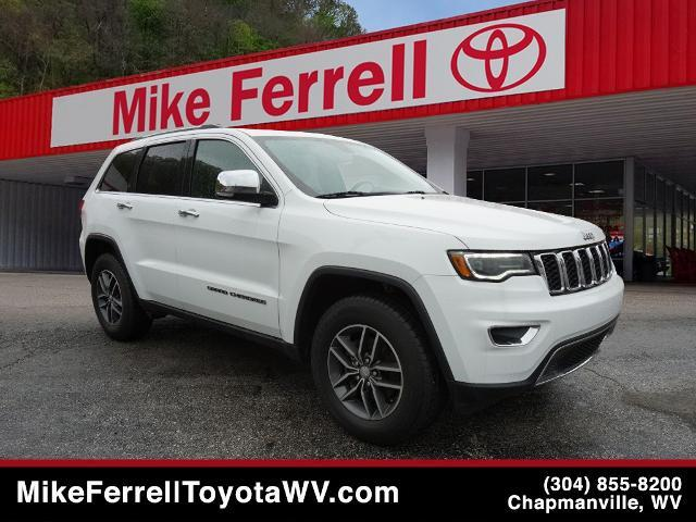 2018 Jeep Grand Cherokee LIMITED Chapmanville WV