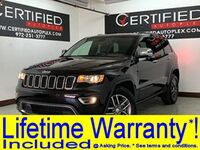 Jeep Grand Cherokee LIMITED HEATED LEATHER SEATS REAR CAMERA REAR PARKING AID BLUETOOTH MEMORY 2018