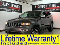Jeep Grand Cherokee LIMITED NAVIGATION HEATED LEATHER SEATS REAR CAMERA REAR PARKING AID SMART 2018