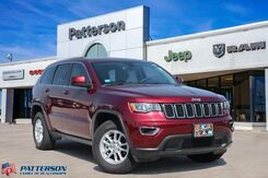 2018_Jeep_Grand Cherokee_Laredo_ Wichita Falls TX