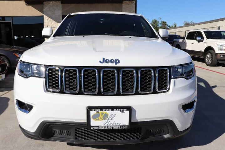 2018 Jeep Grand Cherokee Laredo 1 OWNER CLEAN CARFAX LOW MILES!!! Houston TX