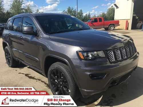 2018_Jeep_Grand Cherokee_Laredo 4x4  - Bluetooth - $300.66 B/W_ Redwater AB