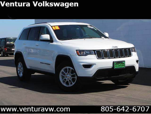2018 Jeep Grand Cherokee Laredo 4x4 *Ltd Avail* Ventura CA