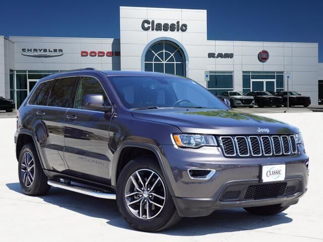 2018 Jeep Grand Cherokee Laredo Arlington TX