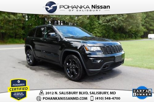 2018_Jeep_Grand Cherokee_Laredo Blacked Out!!_ Salisbury MD