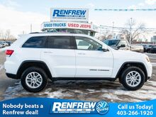 2018_Jeep_Grand Cherokee_Laredo, Bluetooth, SiriusXM, Backup Camera_ Calgary AB
