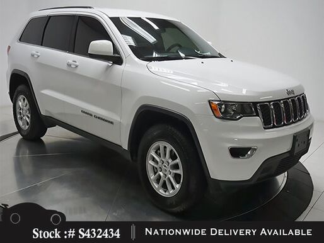 2018_Jeep_Grand Cherokee_Laredo CAM,KEY-GO,PARK ASST,17IN WHLS_ Plano TX