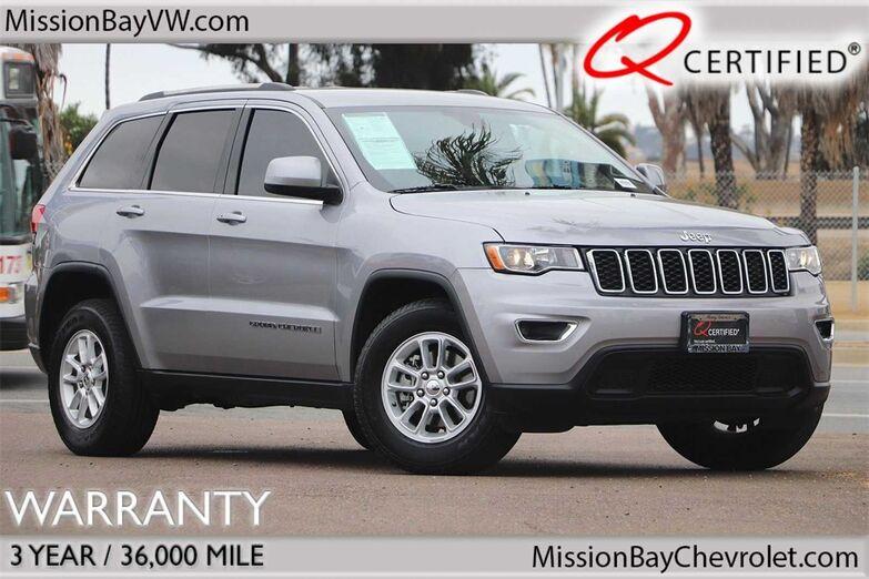 2018 Jeep Grand Cherokee Laredo E 4X2 San Diego CA