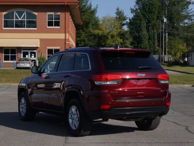 2018 Jeep Grand Cherokee Laredo E Bridgeport WV