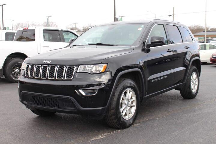 2018 Jeep Grand Cherokee Laredo E Fort Wayne Auburn and Kendallville IN