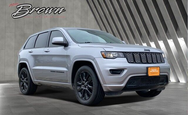 2018 Jeep Grand Cherokee Laredo E Granbury TX
