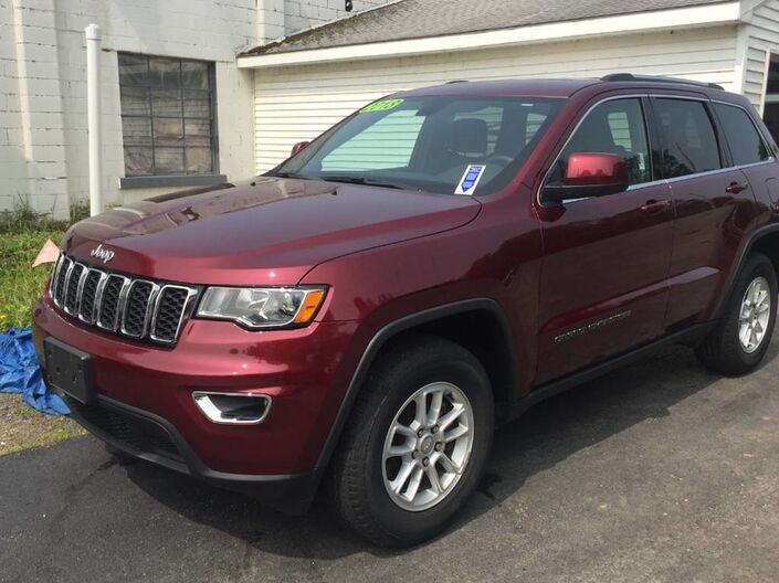 2018 Jeep Grand Cherokee Laredo E Rock City NY