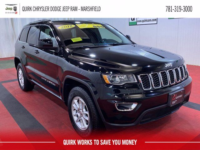 2018 Jeep Grand Cherokee Laredo E Marshfield MA