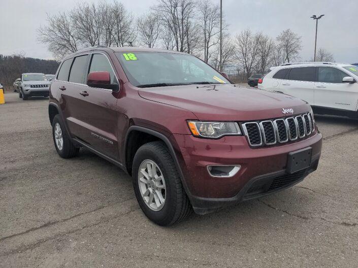2018 Jeep Grand Cherokee Laredo E Owego NY