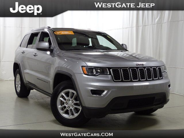 2018 Jeep Grand Cherokee Laredo E Raleigh NC