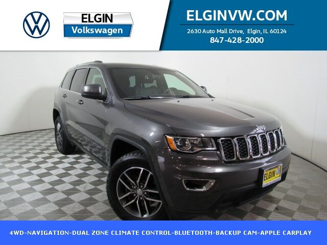 2018 Jeep Grand Cherokee Laredo Elgin IL