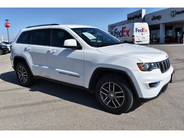 2018 Jeep Grand Cherokee Laredo Andrews TX