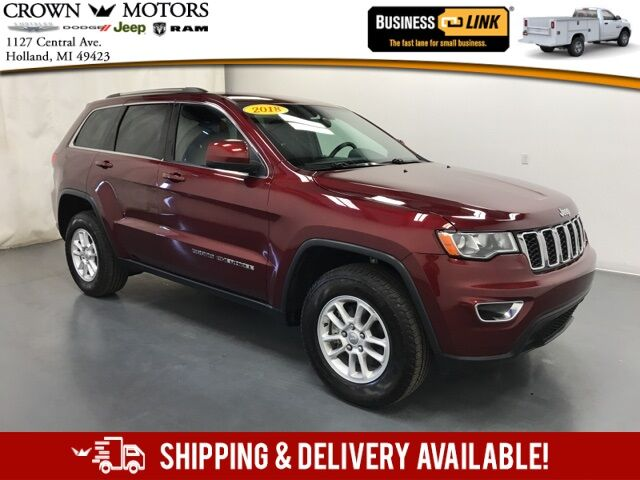 2018 Jeep Grand Cherokee Laredo Holland MI