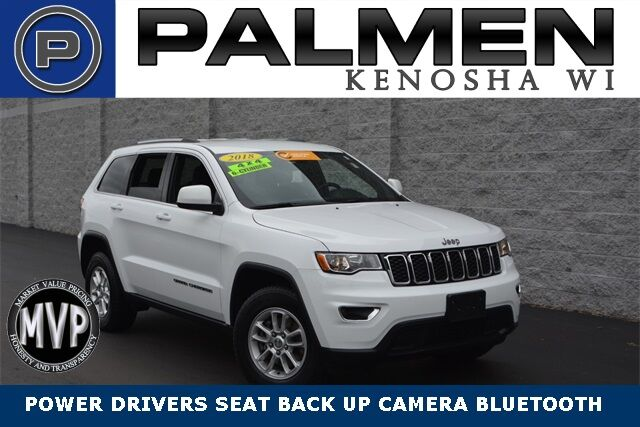 2018 Jeep Grand Cherokee Laredo Racine WI