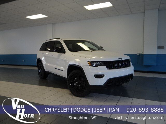 2018 Jeep Grand Cherokee Laredo Plymouth WI