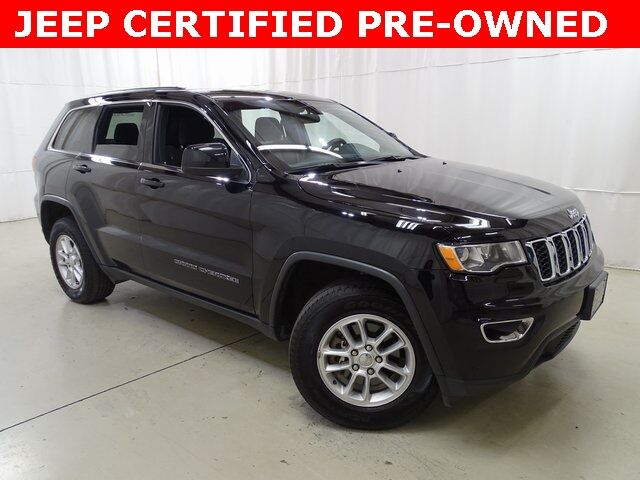 2018 Jeep Grand Cherokee Laredo Raleigh NC