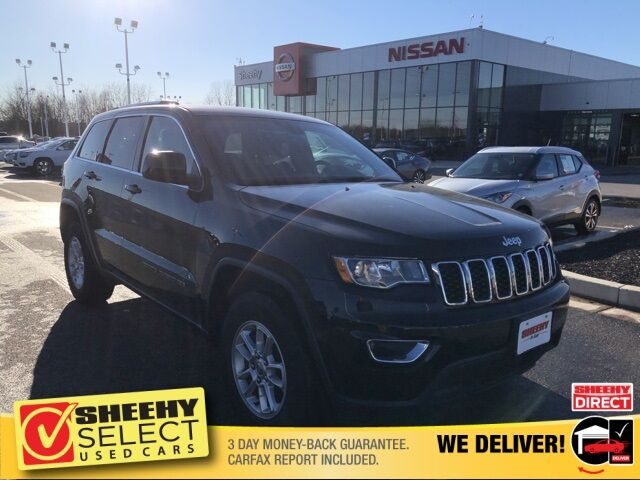 2018 Jeep Grand Cherokee Laredo White Marsh MD