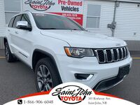 2018 Jeep Grand Cherokee Limited -- BLOW OUT PRICE!!