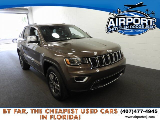 2018 Jeep Grand Cherokee Limited  FL