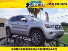 2018_Jeep_Grand Cherokee_Limited_ McAllen TX