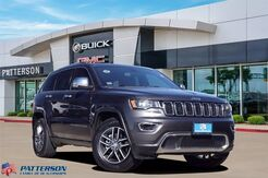 2018_Jeep_Grand Cherokee_Limited_ Wichita Falls TX