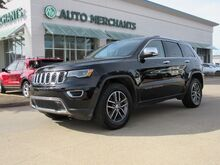 2018_Jeep_Grand Cherokee_Limited 2WD  LEATHER, BACKUP CAMERA, HEATED FRONT AND REAR SEATS, PUSH BUTTON START_ Plano TX