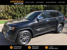 2018_Jeep_Grand Cherokee_Limited 4WD_ Salt Lake City UT
