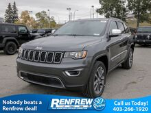 2018_Jeep_Grand Cherokee_Limited 4x4_ Calgary AB