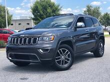 2018_Jeep_Grand Cherokee_Limited 4x4_ Cary NC