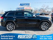 2018_Jeep_Grand Cherokee_Limited 4x4, Dual-Pane Panoramic Sunroof, Navigation, Heated Nappa Leather_ Calgary AB