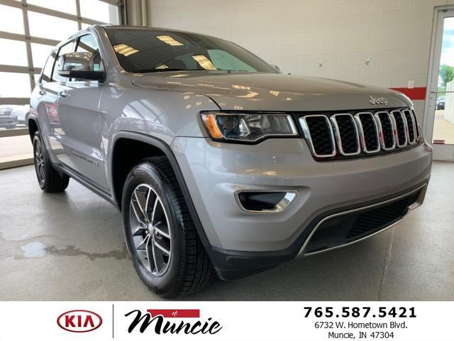 2018 Jeep Grand Cherokee Limited 4x4 Muncie IN