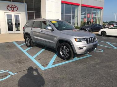 2018_Jeep_Grand Cherokee_Limited 4x4_ Muncie IN