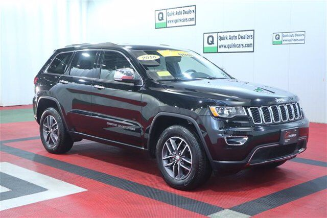 2018 Jeep Grand Cherokee Limited 4x4 Quincy MA