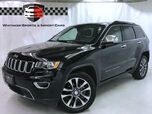 2018 Jeep Grand Cherokee Limited 4x4 Sunroof Navigation Blind Spot Tow