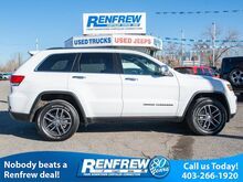 2018_Jeep_Grand Cherokee_Limited 4x4, Sunroof, Remote Start, Heated Leather_ Calgary AB