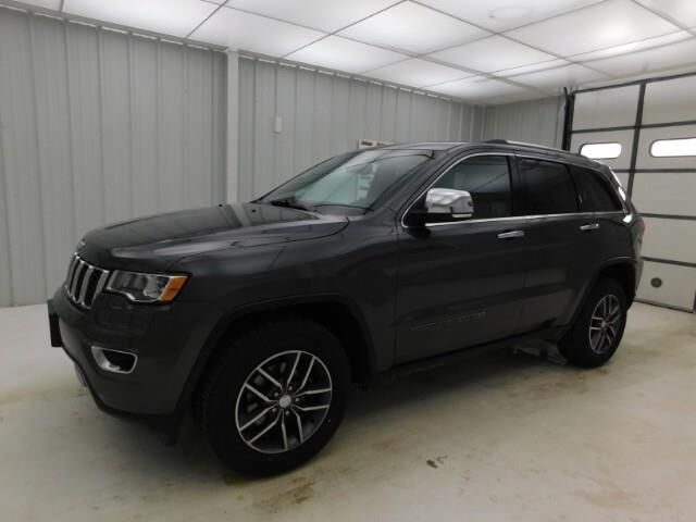 2018 Jeep Grand Cherokee Limited 4x4 Manhattan KS