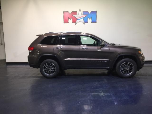 2018 Jeep Grand Cherokee Limited 4x4 Christiansburg VA