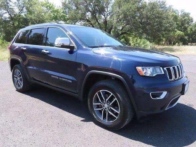 2018 Jeep Grand Cherokee Limited Lampasas TX