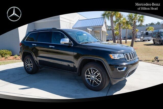 2018 Jeep Grand Cherokee Limited Bluffton SC