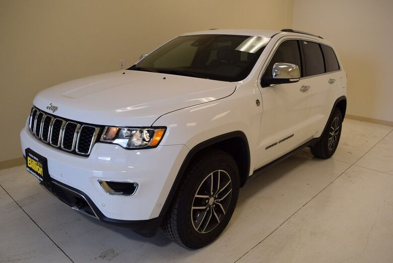 2018 Jeep Grand Cherokee Limited Bozeman MT