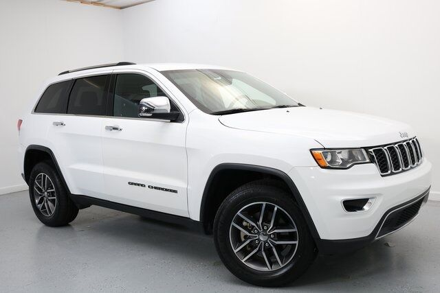 2018 Jeep Grand Cherokee Limited Burlington NC